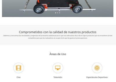 Sitio Web Fastgrip