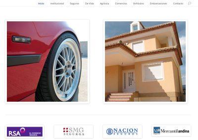Sitio Web Seguros GA