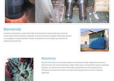 Sitio Web Torne Y Mec
